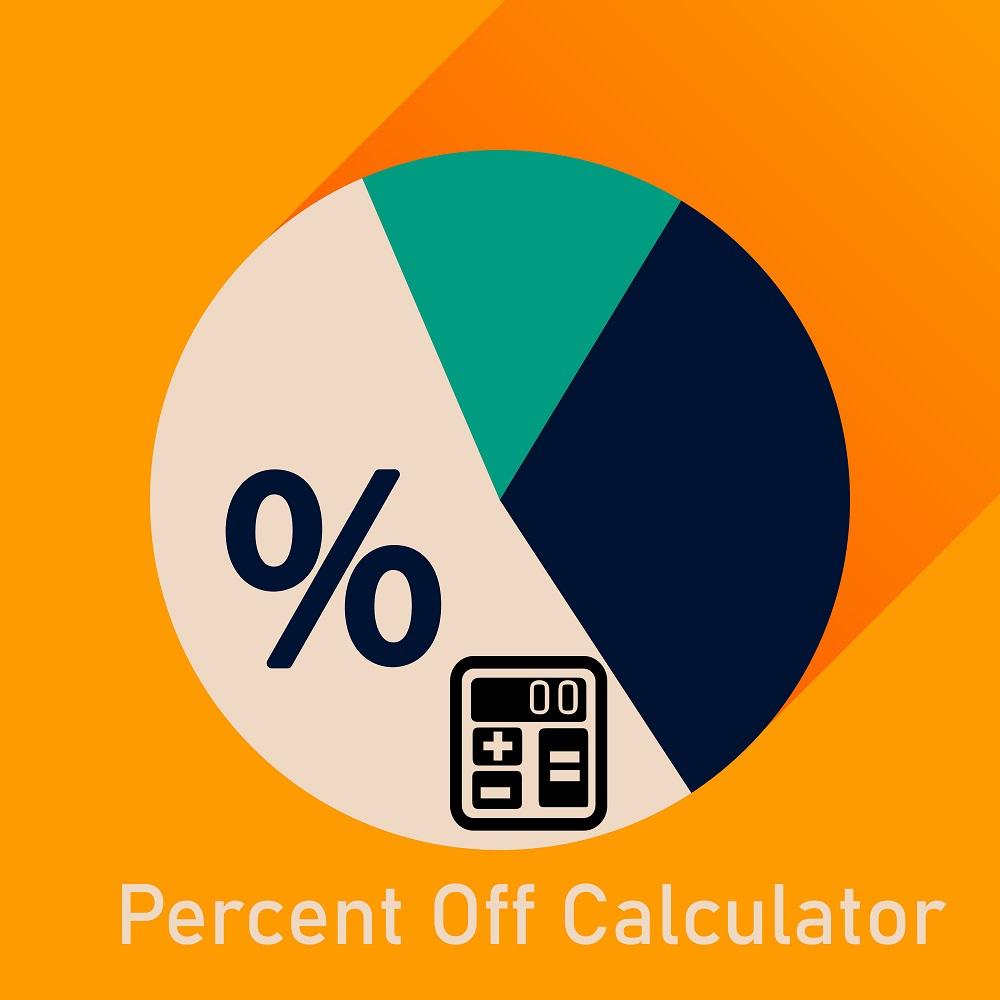 Percent Off Calculator